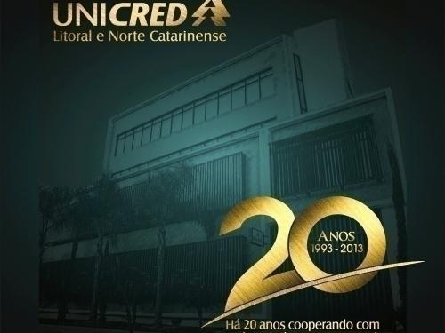 UNICRED UNIÃO - 20 ANOS